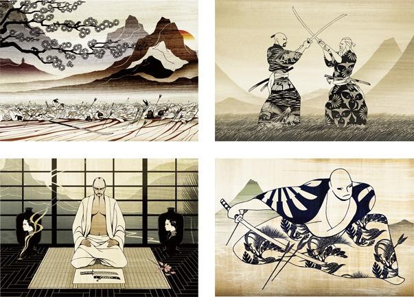 A man can be destroyed but not defeated, warrior mindset, mma workout, nick purser, samurai art, combat workout