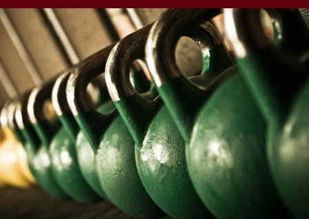 Kettlebell Strength Endurance Work