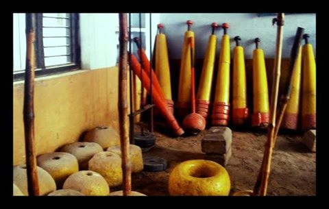 Traditional Gym