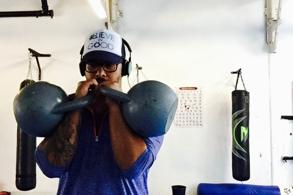 Quick Kettlebell & Bodyweight Training